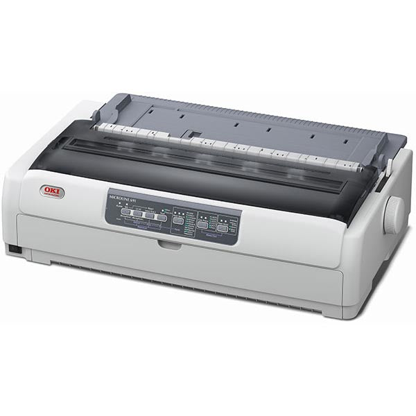 OKI MICROLINE 691 Dot Matrix Printer - ENERGY STAR Compliance