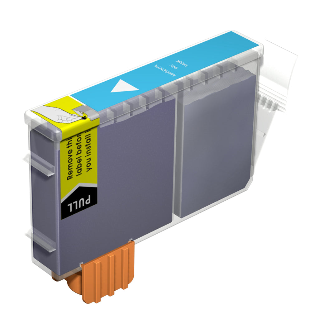 Compatible Canon BCI-3ePC, 4483A003 Ink Cartridge For MultiPASS C755 Photo Cyan - 420
