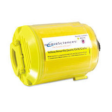 Compatible Xerox 106R01273 Toner Cartridge For Phaser 6110 Yellow - 1K