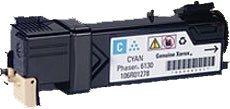 Compatible Xerox 106R01278 Toner Cartridge For Phaser 6130 Cyan - 2K