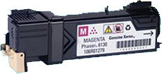 Compatible Xerox 106R01279 Toner Cartridge For Phaser 6130 Magenta - 2K