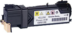 Compatible Xerox 106R01280 Toner Cartridge For Phaser 6130 Yellow - 2K