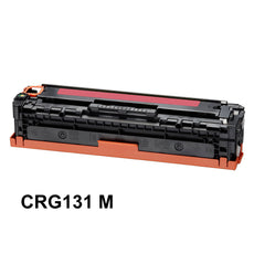 Compatible Canon 131, CRG-131M, 6270B001 Toner Cartridge For imageClass MF8280 Magenta - 1.8K