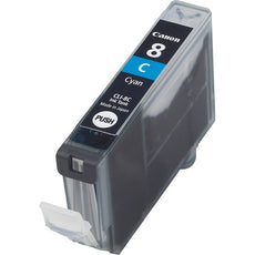 Compatible Canon CLI-8C, 0621B002 Ink Cartridge For PIXMA iP4200 Cyan - 280