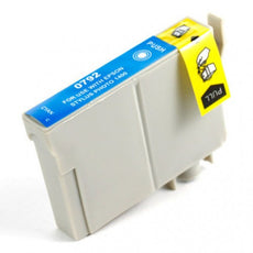 Compatible Epson 79, T079220 Ink Cartridge for Stylus Photo 1400 Cyan - 810