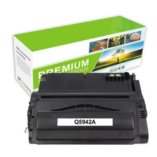 Compatible HP Q5942A, 42A Toner Cartridge For LaserJet 4345 Black - 10K