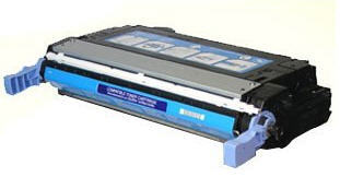 Compatible HP Q6461A, 644A Toner Cartridge For Color LaserJet 4730, CM4730 Cyan - 12K