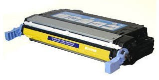 Compatible HP Q6462A, 644A Toner Cartridge For Color LaserJet 4730, CM4730 Yellow - 12K