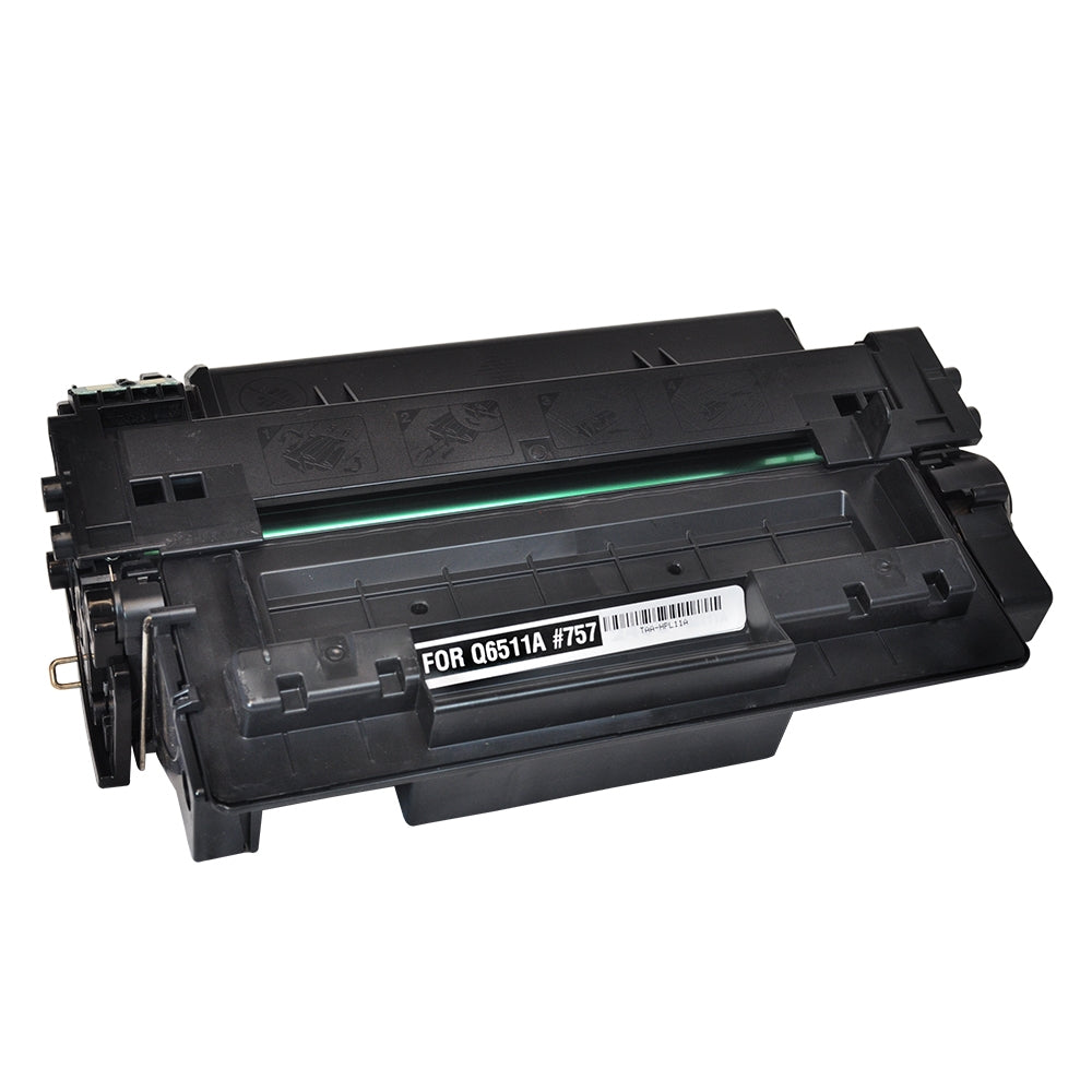 Compatible HP Q6511A, 11A Toner Cartridge For LaserJet 2420 ,2430 Black - 6K