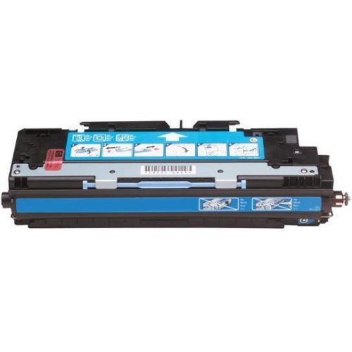 Compatible HP Q7561A, 314A Toner Cartridge For Color LaserJet 2700, 3000 Cyan - 3.5K