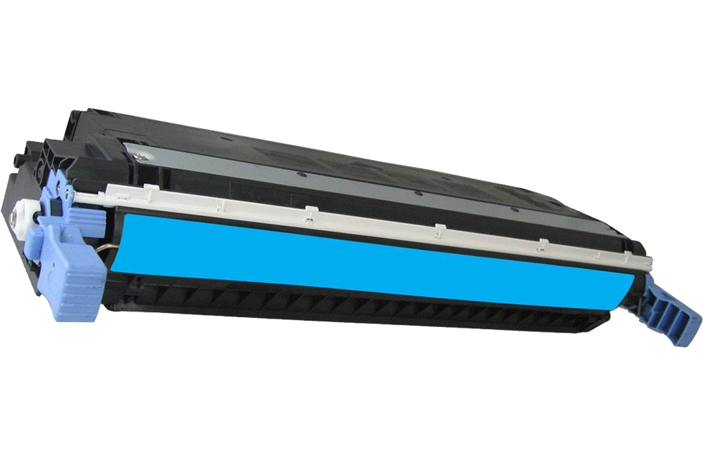 Compatible HP Q7581A, 503A Toner Cartridge For Color LaserJet 3800, CP3505 Cyan - 6K