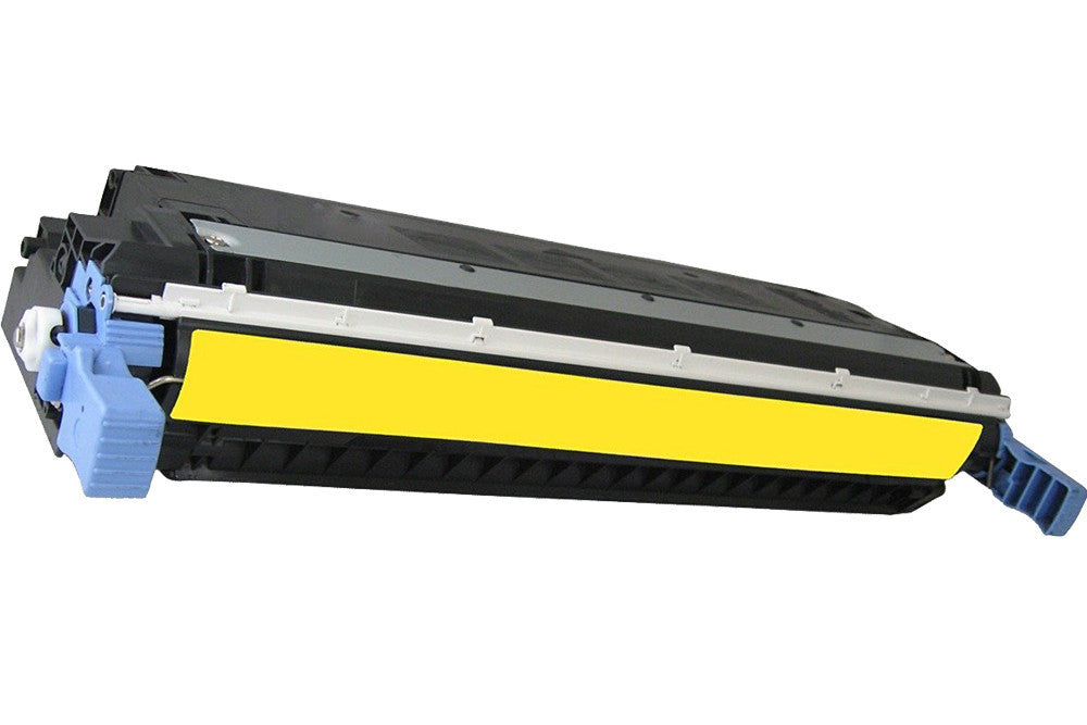 Compatible HP Q7582A, 503A Toner Cartridge For Color LaserJet 3800, CP3505 Yellow - 6K