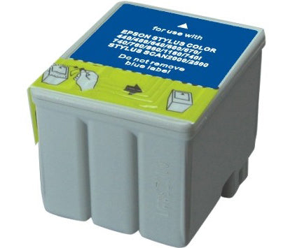 Compatible Epson S191089 Ink Cartridge For Stylus Color 660 Tri-Color - 380