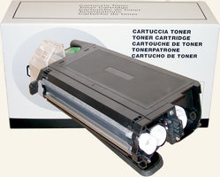 Compatible Sharp AL-100TD Toner Cartridge for Sharp AL-1000 series Black - 6K