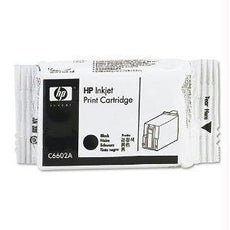 Original HP C6602A Thermal Ink Cartridge - Black - 7M Characters