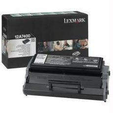 Lexmark 12A7400 OEM Toner Cartridge For E321 Black - 3K