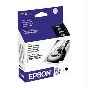 Epson T048120-s-k Original Ink Cartridge - Black - Inkjet - 4 Pack