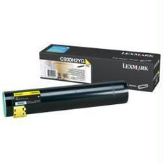 OEM Lexmark C930H2YG Toner Cartridge For C935 Yellow - 24K