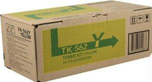 OEM Kyocera Mita TK-562Y, 1T02HNAUS0 Toner Cartridge For FS-C5300DN Yellow - 10K