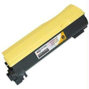 Kyocera Mita TK-542Y, 1T02HLAUS0 OEM Toner Cartridge For FS-C5100N Yellow - 4K