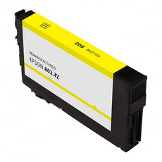 Compatible Epson T802XL, T802XL420 Ink Cartridge Yellow High Yield  1.9K