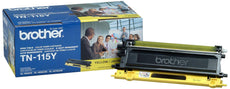 OEM Brother TN-115Y Toner Cartridge For MFC-9440 Yellow - 4K
