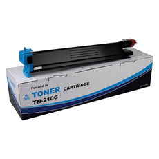 Compatible Konica Minolta TN210C, 8938-508 Toner Cartridge - Cyan - 12K