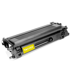 Compatible Brother TN115Y, TN-115Y Toner Cartridge For DCP-9040CN, MFC-9440 Yellow - 4K