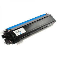 Compatible Brother TN210C, TN-210C Toner Cartridge For MFC-9325CW Cyan - 1.4K