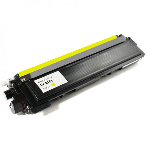 Compatible Brother TN210Y, TN-210Y Toner Cartridge For MFC-9325CW Yellow - 1.4K
