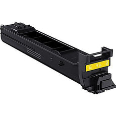 Compatible Konica Minolta A0DK232 Toner Cartridge For MagiColor 4650 Yellow - 8K
