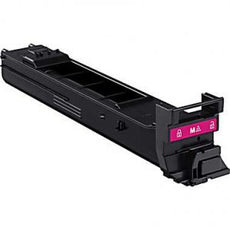 Compatible Konica Minolta A0DK332 Toner Cartridge For MagiColor 4650 Magenta - 8K