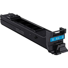 Compatible Konica Minolta A0DK432 Toner Cartridge For MagiColor 4650 Cyan - 8K