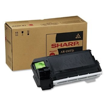 Sharp AR-150TD OEM Toner Cartridge For AR 150N, AR 155N Black - 6.5K