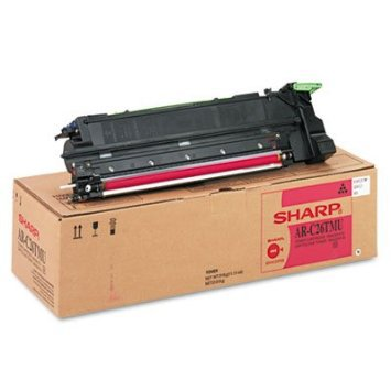 Sharp AR-C26TMU OEM Toner Cartridge For BC260, BC320 Magenta - 11K
