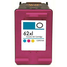 Compatible HP 62XL, C2P07AN Ink Cartridge For OfficeJet 5745 Tri-Colour - 415