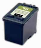 Compatible HP 98, C9364WN Ink Cartridge For DesignJet 5940 Black - 420
