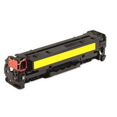Compatible HP CF312A, 826A Toner Cartridge For Color LaserJet Enterprise M855dn Yellow - 31.5K