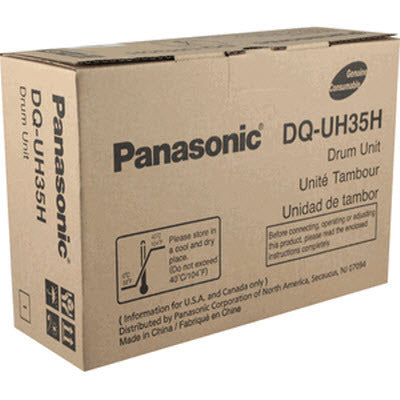 Panasonic DQ-UH35H OEM Imaging Drum For WORKiO DP-190 Black - 20K