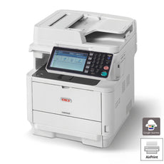 Okidata MB492 Mono Multifunction LaserJet Printer