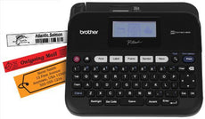 Brother PTD450 Versatile, PC-Connectable Electronic Label Maker Printer