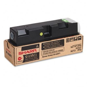 Sharp SF-830NT1 OEM Toner Cartridge For SF-7900, SF-8400 Black - 6K