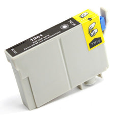 Compatible Epson T126120 Ink Cartridge - Black - 385 Pages