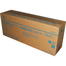 Konica Minolta A00W362, TN212C OEM Toner Cartridge For Bizhub C10 Cyan - 4.5K