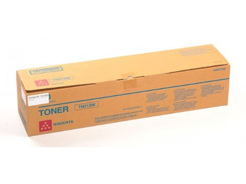Konica Minolta AOD7332, TN213M OEM Toner Cartridge For Bizhub C203 Magenta - 19K
