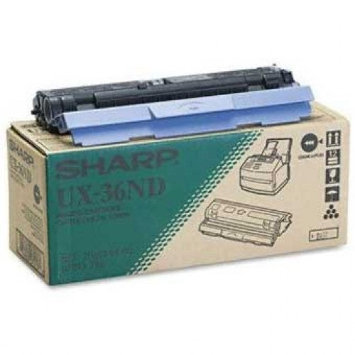 Sharp UX-36ND OEM Toner Cartridge For UX-3600M Black - 9K