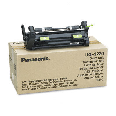 Panasonic UG-3220 OEM Imaging Drum For PanaFax UF490 Black - 20K