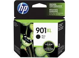 Original HP 901XL, CC654AN Ink Cartridge High Yield - Black - 700 Pages