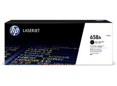 OEM HP 658A, W2000A Toner Cartridge - Black - 7000 Pages