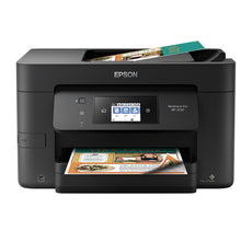 Epson WorkForce Pro WF-3720 Inkjet Multifunction Color Printer, Copier, Fax, Scanner